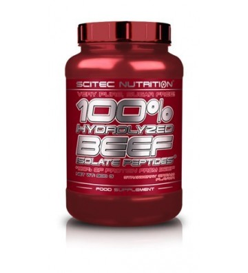 Scitec N. 100% Hydrolyzed Beef Isolate 908g