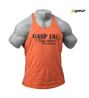GASP Vintage Deep Cut Tank...