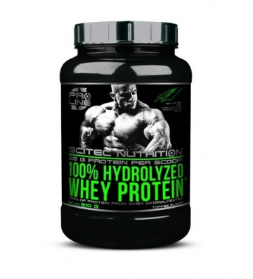 Scitec N. 100% Hydrolyzed Whey Protein 2,03Kg