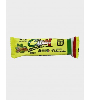 4+ Nutrition Ciao Protein Bar 50g