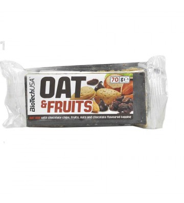 Biotech Usa Oats & Fruits...