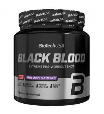 Biotech Usa Black Blood...