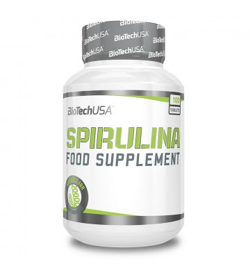 Biotech Usa Spirulina 100Cpr