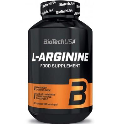 Biotech Usa L-Arginine 90 cps