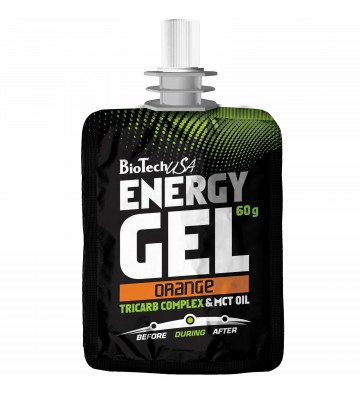 Biotech Usa Energy Gel  60g