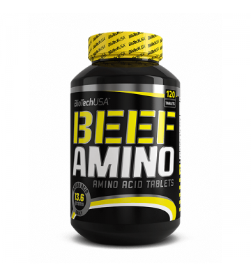 Biotech Usa Beef Amino 120cpr