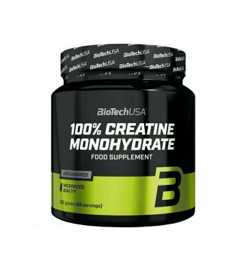 Biotech Usa 100% Creatine...