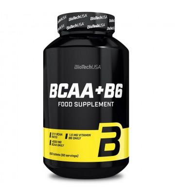 Biotech Usa Bcaa+B6 200cpr