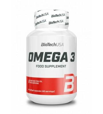 Biotech Usa Mega Omega 3 -...
