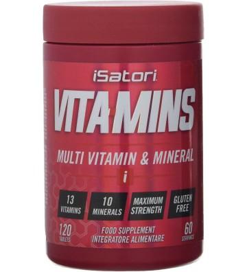 Isatori Vita-Mins - 120 cps