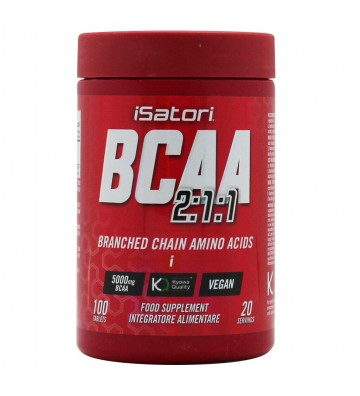 Isatori Bcaa's - 200 cps