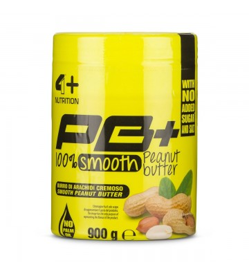 4+ Nutrition PB+ Smooth 900g