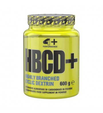 4+ Nutrition Hbcd+ 600g
