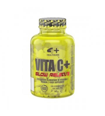 4+ Nutrition Vita C+ Slow...