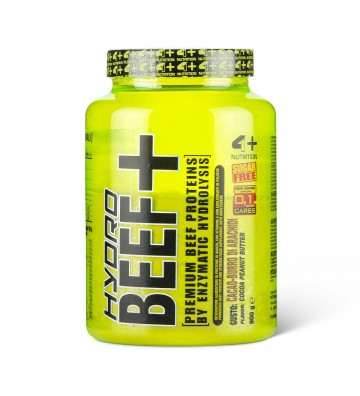 4+ Nutrition Hydro Beef+ 908g