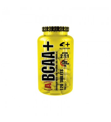 4+ Nutrition (A) Bcaa+ 240 Cpr