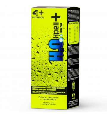 4+ Nutrition H20 Xpell+ 500Ml