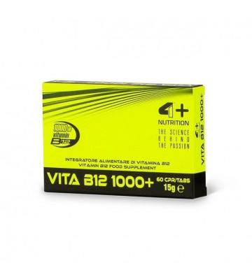 4+ Nutrition Vita B12+ 60cps