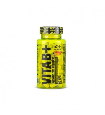 4+ Nutrition Vita B+  90 cps
