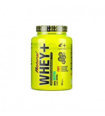 4+ Nutrition Whey Protein -...