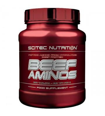 Scitec N. Beef Aminos 200cpr