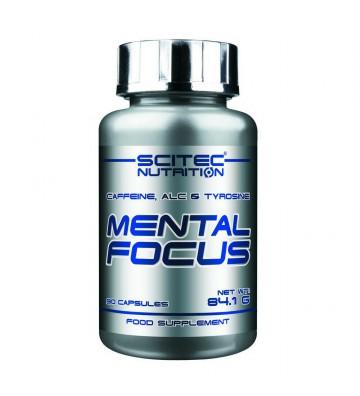 Scitec N. Mental Focus 90cps
