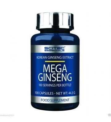Scitec N. Mega Ginseng -...