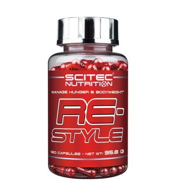 Scitec N. ReStyle - 120 cps