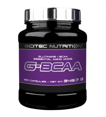 Scitec N. G-Bcaa - 250 cps