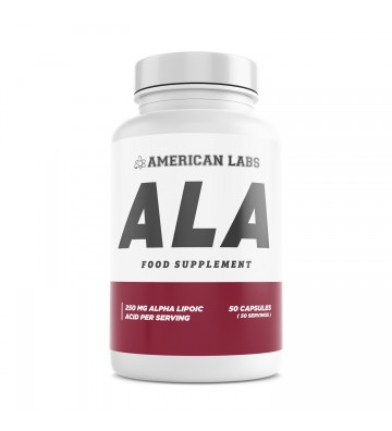 American Labs Ala 50cps 250mg
