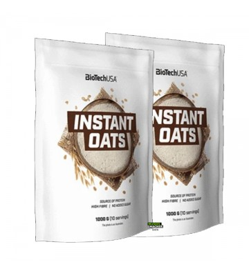 Biotech Usa Instant Oats 1kg