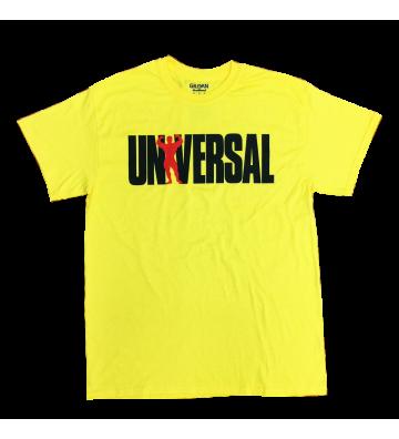 T-Shirt Universal Gialla...