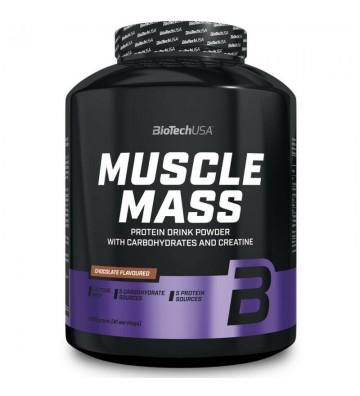 Biotech Muscle Mass 2,27Kg