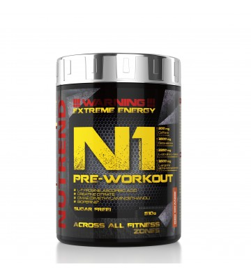 Nutrend N1 Pre-WorkOut  510g