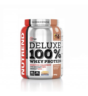 Nutrend Deluxe 100% Whey -...