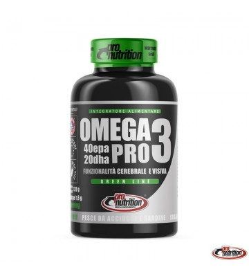 Pro Nutrition Omega 3 - 80 cps