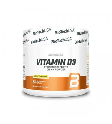 Biotech Usa Vitamin D3...