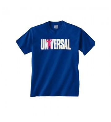 T-Shirt Universal Blu Taglia L