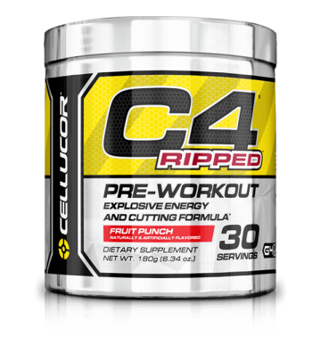 Cellucor C4 Ripped 165