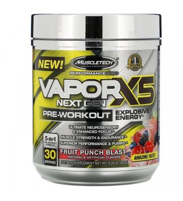 Muscltech Vapor X5 Next Gen...