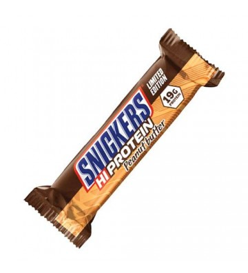 Snickers Hi-Protein Peanut...