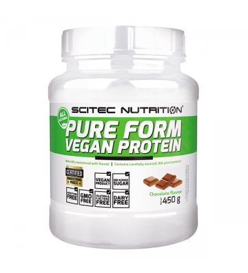 Scitec N. Pure Form Vegan 450g