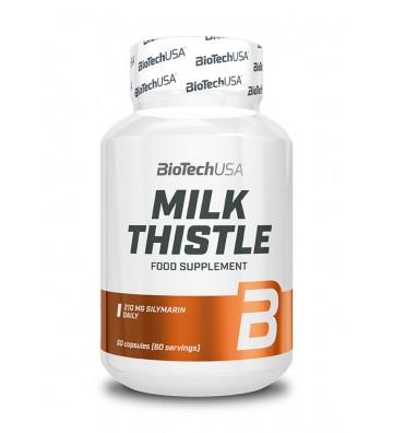 Biotech Usa Milk Thistle 60cps
