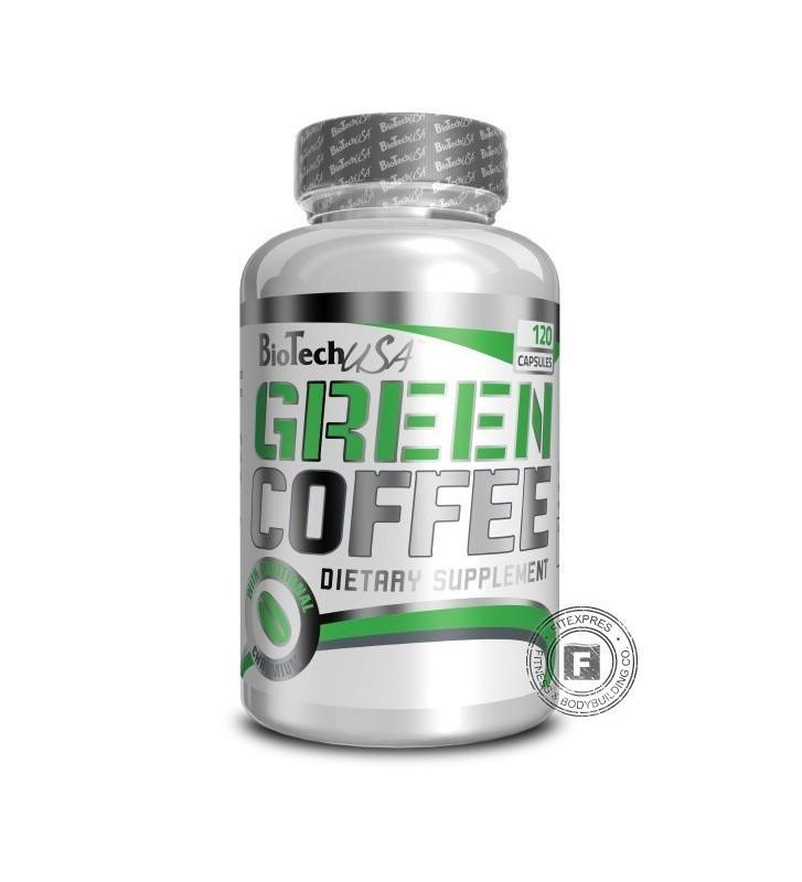 Biotech Usa Green Coffee 120cps