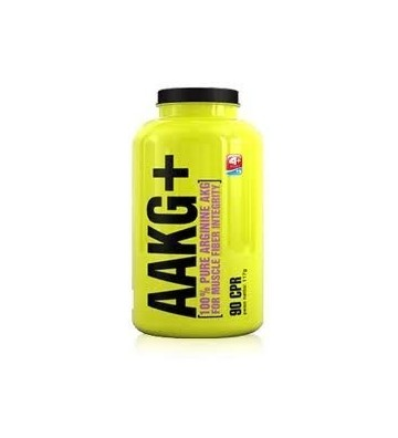4+ Nutrition AAKG+ - 90 cps