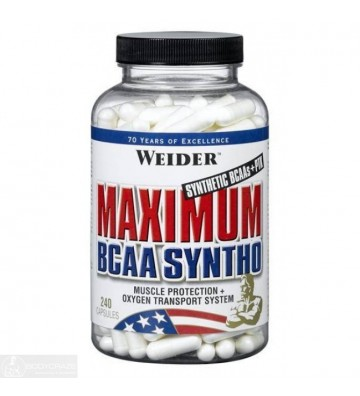 Weider Maximum Bcaa Syntho 240 CPS