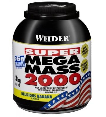 Weider Super Mega Mass 2000 - 3kg
