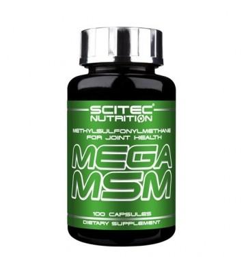 Scitec N. Mega MSM - 100cps